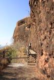 Wat Phu Tok в провинции Bungkan, Таиланде Стоковые Изображения RF