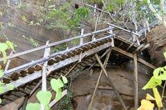 Wat Phu Tok в провинции Bungkan, Таиланде Стоковые Фото