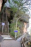 Wat Phu Tok в провинции Bungkan, Таиланде Стоковое фото RF