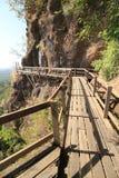 Wat Phu Tok в провинции Bungkan, Таиланде Стоковая Фотография RF