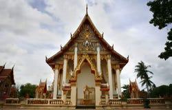 wat phuket chalong Стоковые Фотографии RF