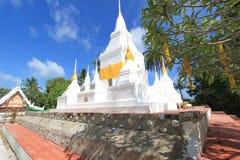 Wat phukhao Noi 库存照片