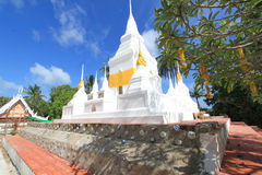 Wat phukhao Noi Stock Photo
