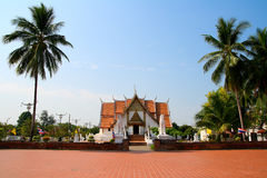 Wat phumin Royalty Free Stock Photography