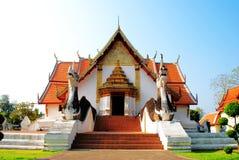 Wat Phumin Стоковые Фотографии RF