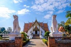 Wat Phumin Imagenes de archivo