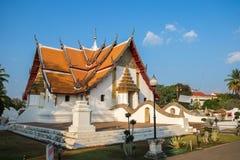 Wat Phumin Fotografie Stock