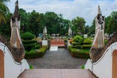 Wat Phumin lizenzfreie stockfotografie