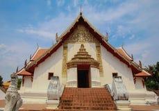 Wat Phumin Royalty-vrije Stock Fotografie
