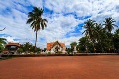 Wat Phumin, distrito de Muang, Nan Province, Tailândia O templo é um lugar público Criado sobre 100 anos velho Fotos de Stock