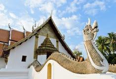 Wat Phumin in Nan, Thailand Royalty Free Stock Photo