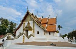 Wat Phumin in Nan, Thailand Stock Photography