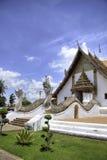 Wat Phumin nella città di Nan Immagine Stock