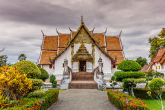 Wat Phumin temple at Nan , Thailand Stock Photo