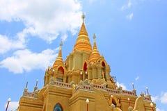 Wat Phutthathiwat, Betong,泰国 库存图片