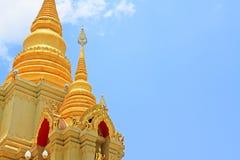 Wat Phutthathiwat, Betong,泰国 免版税库存照片