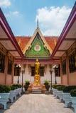 Wat Pichai Songkram, Tempel in Ayutthaya, Thailand Lizenzfreies Stockbild
