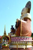 The Wat Plai Laem Temple Stock Image