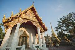 Wat Po寺庙 免版税图库摄影