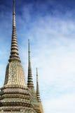 Wat Po Μπανγκόκ Ταϊλάνδη Στοκ φωτογραφίες με δικαίωμα ελεύθερης χρήσης