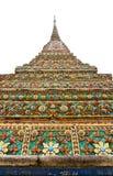 Wat Po висок пагоды Таиланда Стоковые Изображения
