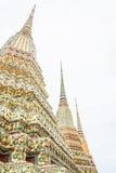 Wat po bangkok city Royalty Free Stock Image