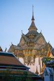 Wat Po Bangkok Thailand Fotografering för Bildbyråer