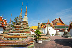 Free Wat Po, Bangkok, Thailandia. Royalty Free Stock Photos - 17673358
