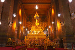 Wat Po,  Bangkok, Thailandia. Royalty Free Stock Photos