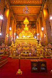 Wat Po,  Bangkok, Thailandia. Royalty Free Stock Photo