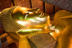Wat Po, Buddha Immagini Stock Libere da Diritti