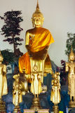 wat po buddhas стоковые фотографии rf
