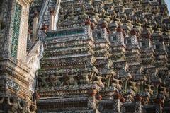 Wat Po-Tempel stockbilder