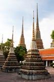 Wat PO Tempel in Bangkok Stockfoto