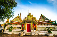 Free Wat-Po Temple Royalty Free Stock Photo - 28191445
