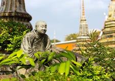 Wat Po Temple lizenzfreie stockbilder