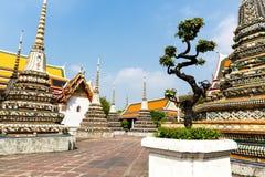 Wat Po Temple Stock Image
