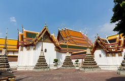 Wat Po Temple Royalty Free Stock Image