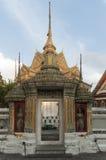 Wat Po temple in Bangkok Stock Photo