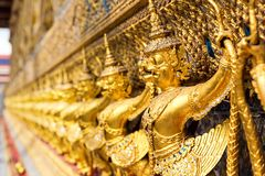 Wat Po Temple Stock Photography