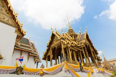Wat Po Temple Royalty Free Stock Photo