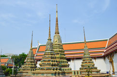 Wat Po, Stock Image