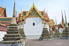 Wat Po royalty free stock photo