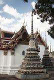 Wat Po, The Temple of reclining buddha, Bangkok, Thailandia-5 royalty free stock photos