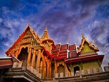 Wat Pom Wichian Chotikaram Images stock