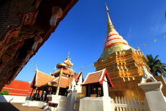Wat Pong Sanook. Royalty Free Stock Images