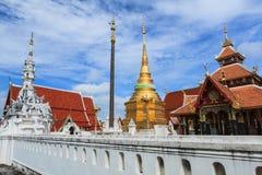 Wat Pong Sanook Royalty-vrije Stock Foto