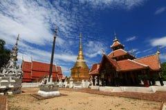 Wat Pong Sanook Imágenes de archivo libres de regalías