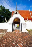 Wat Pong Sanook in Lampang of Thailand3 Royalty Free Stock Photos