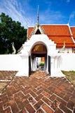 Wat Pong Sanook in Lampang van Thailand3 Royalty-vrije Stock Foto's